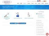 Tapping Machine | Manufacturer and Exporter Of Pneumatic Tapping Machine
