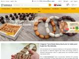 ISKCON Tulsi Mala Online, Original Tulsi Mala Wholesaler
