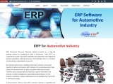 ERP for Automotive Industry | Automotive Software Solutions