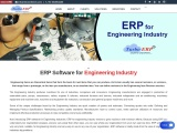 ERP for Engineering Industry | Engineering ERP Software