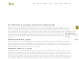Imitation Grass Installation Alafaya