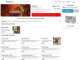 Turquoise Glasgow | Online Food Order, Delivery and Takeaway