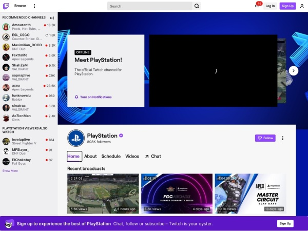Twitch - 10 Best Apps for Playstation You Should Install (2021)