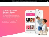 Uber For Beauty App Development – a profitable grooming app for beauty industry