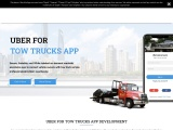 Invest in our tow truck app like Uber to redefine roadside assistance
