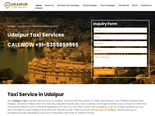Udaipur Taxi Service offer by udaipur taxi