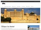 udaipur car rental by udaipur car hire