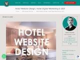 Hotel Website Design, Hotel Digital Marketing
