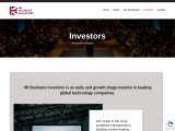 UK Business Investors for small business in London