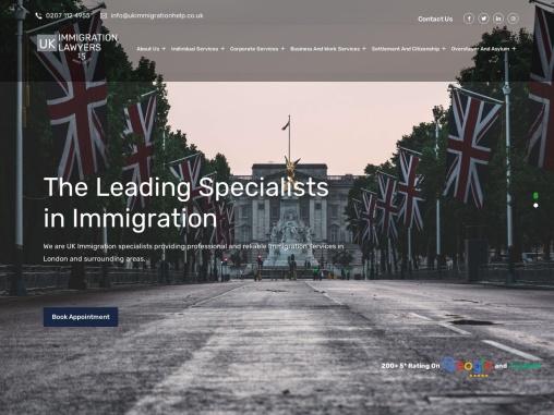 Spouse Visa Service Provider in UK