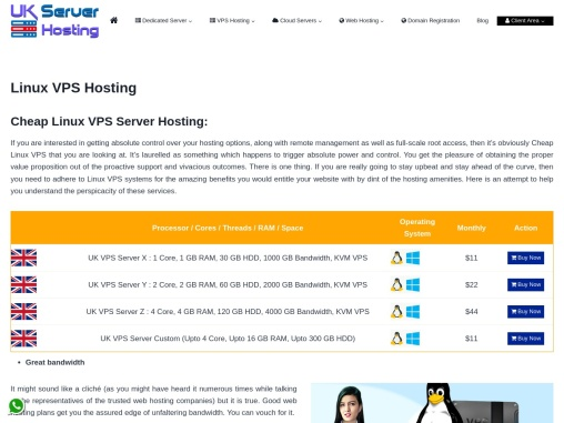 Highly Technology Based Cheap Linux VPS Hosting