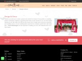 Wedding design and decoration in Udaipur: ultimateevent.in