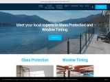 Ultrashield glass cleaning service