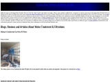 Reverse Osmosis Water Systems and Purification Plants
