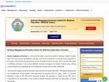 Acharya Nagarjuna University Centre for Distance Education