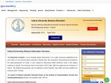 Calicut University Distance Education MBA Admission 2021,Fee