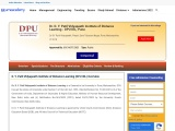 DY Patil Distance Learning MBA