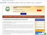 Jamia Millia Islamia – Center for Distance and Open Learning