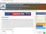 KIET Group of Institutions (KIET) Ghaziabad: Admissions, Fee