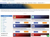 List of Top 10 Management Colleges in India