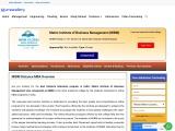 Matrix Institute of Business Management Distance Courses