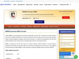 NMIMS Executive MBA Programs and Specializations