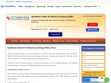 Symbiosis Distance Learning MBA/BBA | Courses, Fee, Ranking