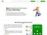 Home Maintenance Services – Uncle Fixer