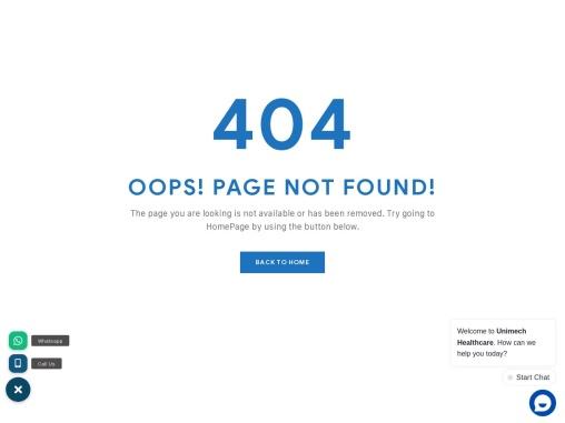 UVC-Clean Air Unimech Healthcare