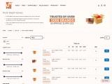 U-Pack Premium Tuck-In-Flap Mailing Boxes