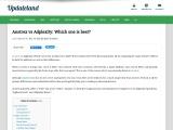 Anstrex vs Adplexity: Which one is best?