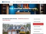 USA Home Warranty – USA Home Warranty