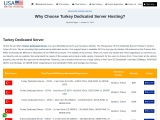 Best Turkey Dedicated Server with Better Control By Onlive Server