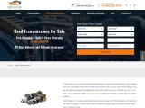 Used Transmissions for Sale | Used Engines Inc