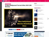 What are the best Bollywood Torrent sites.