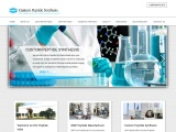 Peptide Synthesis Manufacturing Companies in UK & USA Peptides