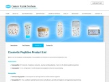 Dipeptide, Tripeptide, Hexapeptide in UK & USA | USV Peptides