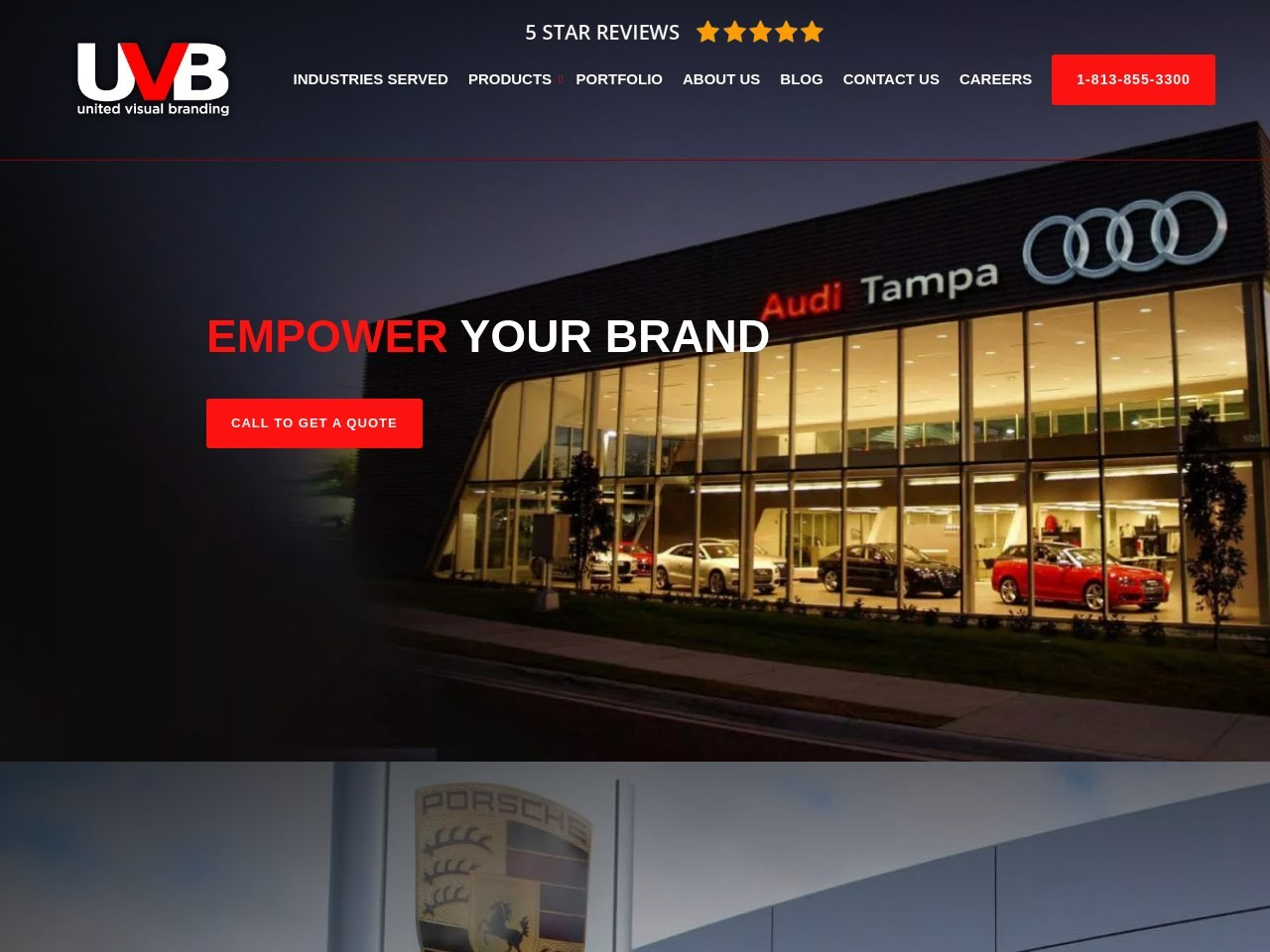 Why Choose United Visual Branding for Your Custom Business Signage