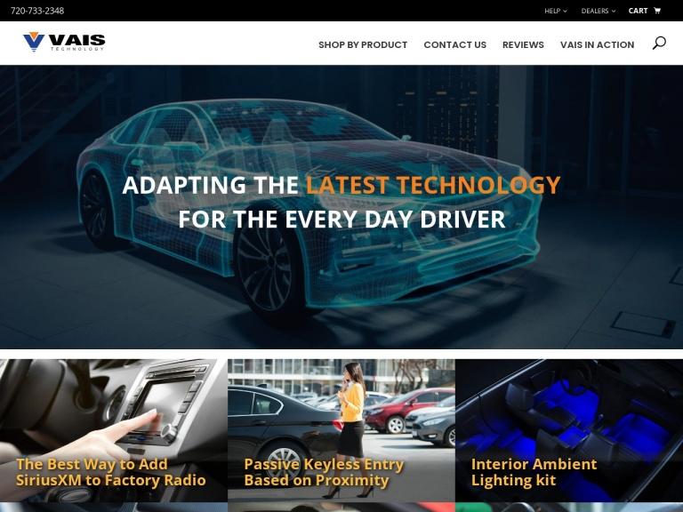 VAIS Technology screenshot
