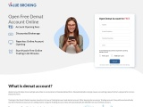 Open a Free Demat Account on Value Broking