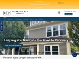 Etengoff Pak Law Group, Personal Injury Attorney in Vancouver, Washington