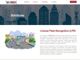 .  license plate recognition camera