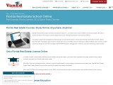 Florida Real Estate School – Online Courses and Classes