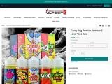 Candy King Premium e liquid UK