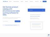 Synnex Corporation Catalog Integration in VARStreet