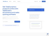 TeleDynamics Catalog Integration with eCommerce and Sales Quoting