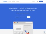 Sell Network Equipment Online | eCommerce for IT Resellers