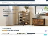 Modern Storage Rack with Cabinet | Wholesale Furniture | VASAGLE
