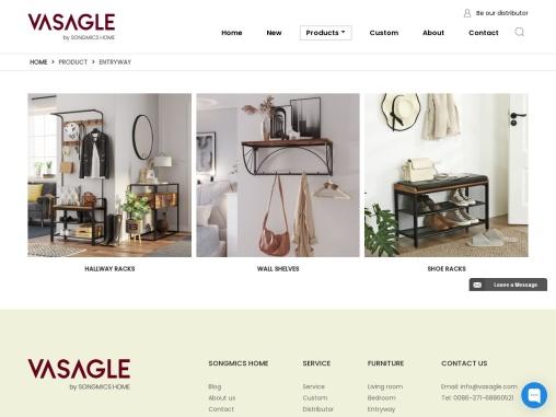 Entryway Furniture for Sale|Wholesale Furniture|VASAGLE