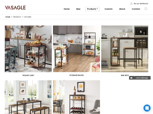 Kitchen Furniture for Sale|Furniture Manufacturer|VASAGLE